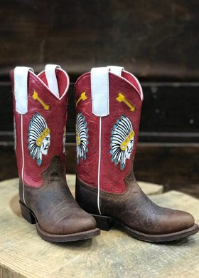 Anderson Bean Youth Macie Bean Big Chief Boot