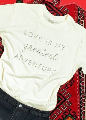 Others Follow Greatest Adventure Tee