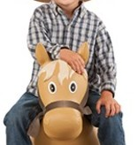 Big Country Toys Little Bucker Horse