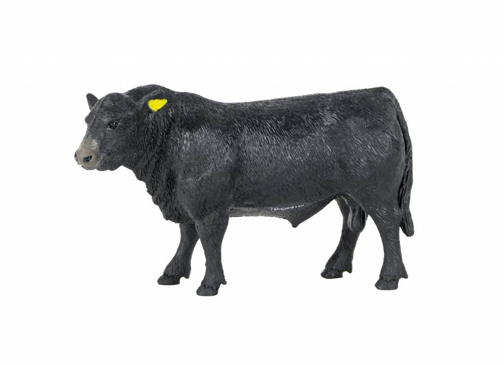 Big Country Toys Angus Bull