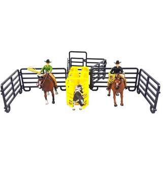 Big Country Toys PRCA Roper Set