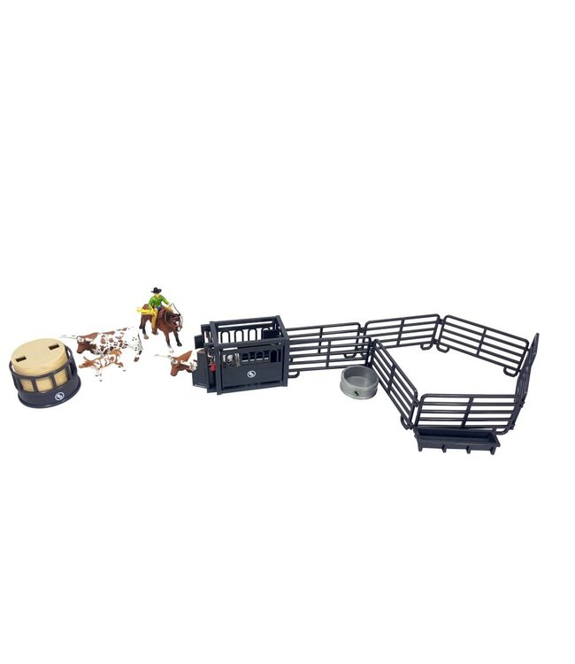Big Country Toys Large Ranch Set