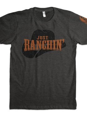 Dale Brisby Just Ranchin' Tee