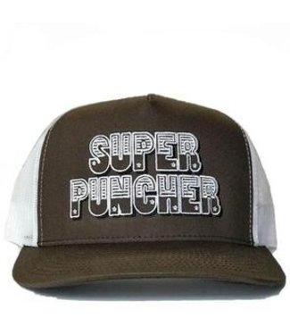 Diamond T Outfitters Super Puncher Brown Cap