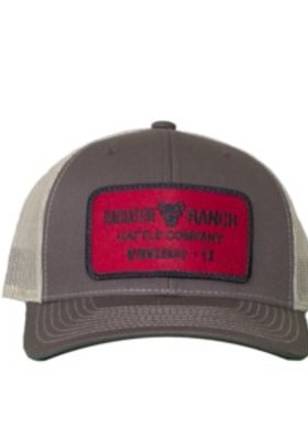 Diamond T Outfitters Radiator Ranch Brown Cap