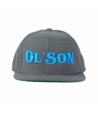 Diamond T Outfitters Ol Son Dark Heather Cap