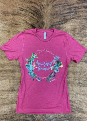Ranch Swag Amazing Grace Tee
