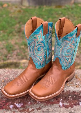 Justin Justin Caddo Tan Boot