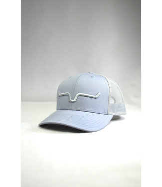 Kimes Ranch Weekly Trucker Grey/Grey