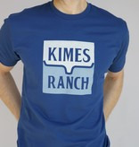 Kimes Ranch Explicit Warning Cool  Blue Tee