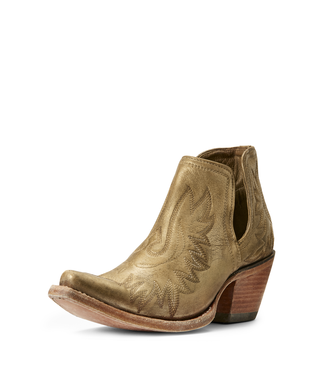 Ariat Intl Ariat Distressed Gold Dixon