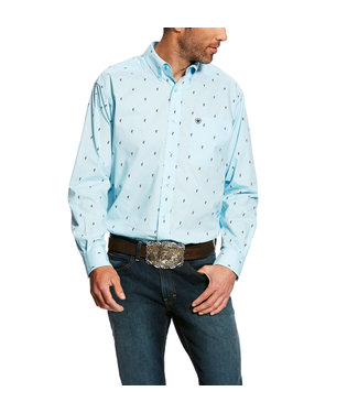 Ariat Intl Mens Edholm Long Sleeve Shirt