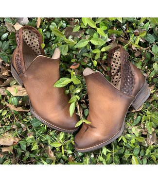 Corral Boot Co Circle G Trellis Shortie