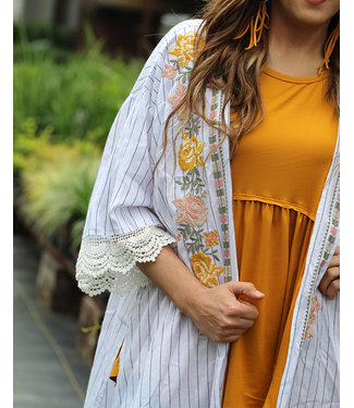 Entro Inc The Jefferson Kimono