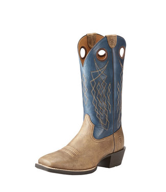 Diamond T Outfitters Ariat Heritage Hitchrack Western Boot
