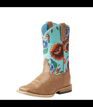 Ariat Gringa Lizard Floral Boot