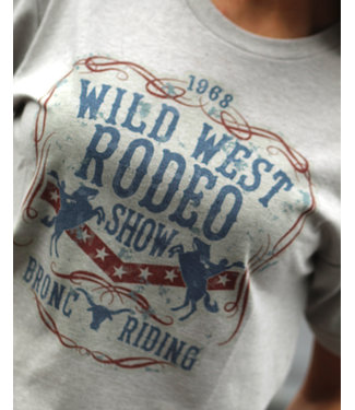 Urban Buffalo Wild West Rodeo Tee