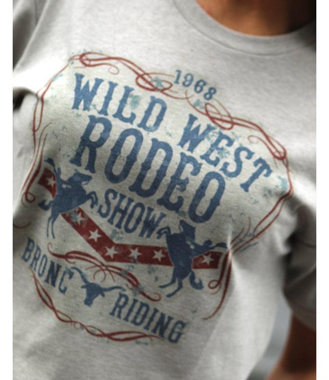 Urban Buffalo Wild West Rodeo Tee