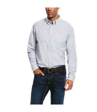 Ariat Intl Mens Middleton Long Sleeve Performance Shirt