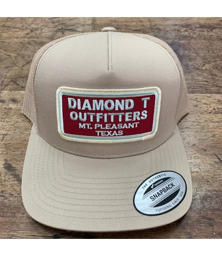 Diamond T Outfitters The Rancher Cap