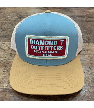 Diamond T Outfitters The Blue Jay Cap