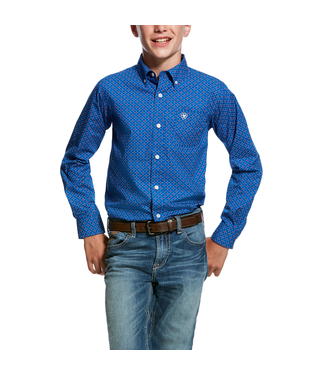 Ariat Intl Boys Ohlinger LS Shirt