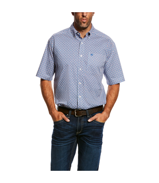 Ariat Intl Octavio Patriot Stretch SS Shirt