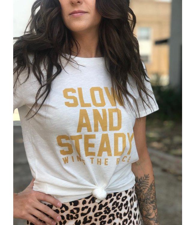 billabong Slow and Steady Tee