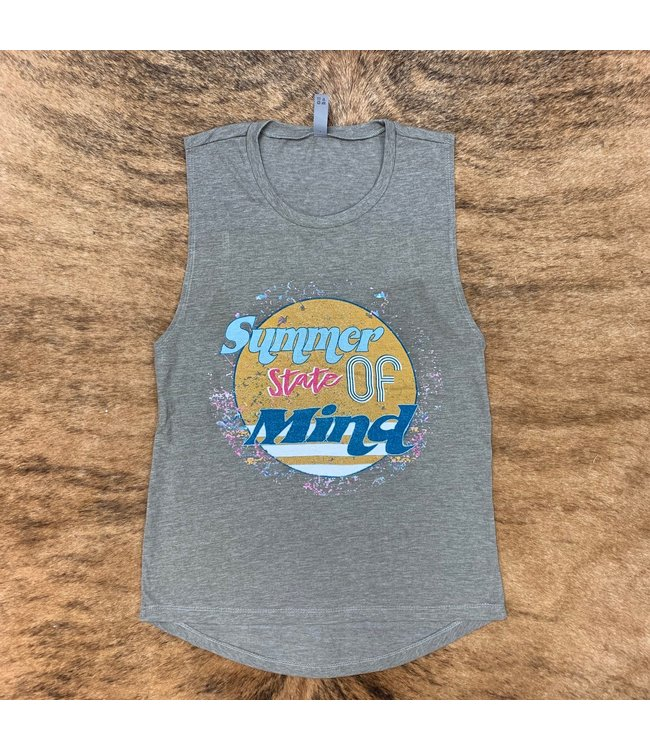 Ranch Swag Summer State of Mind Tank