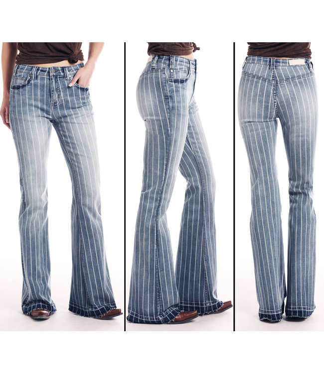 Diamond T Outfitters Juniors High Rise Trouser