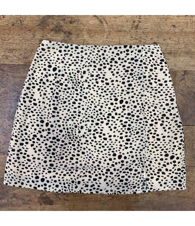 Sadie & Sage The Wild Side Flounce Skirt
