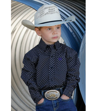 Cinch Toddler L/S Print MTW7061212