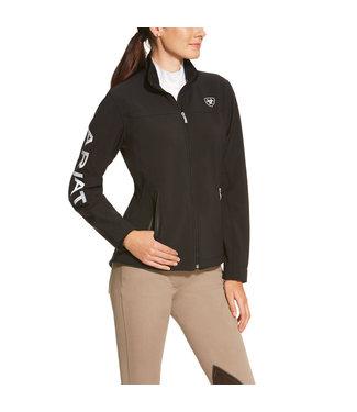 Ariat Intl Womens Team Ariat Softshell Jacket