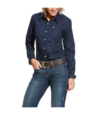 Ariat Intl Kirby Shirt Midnight Arrow