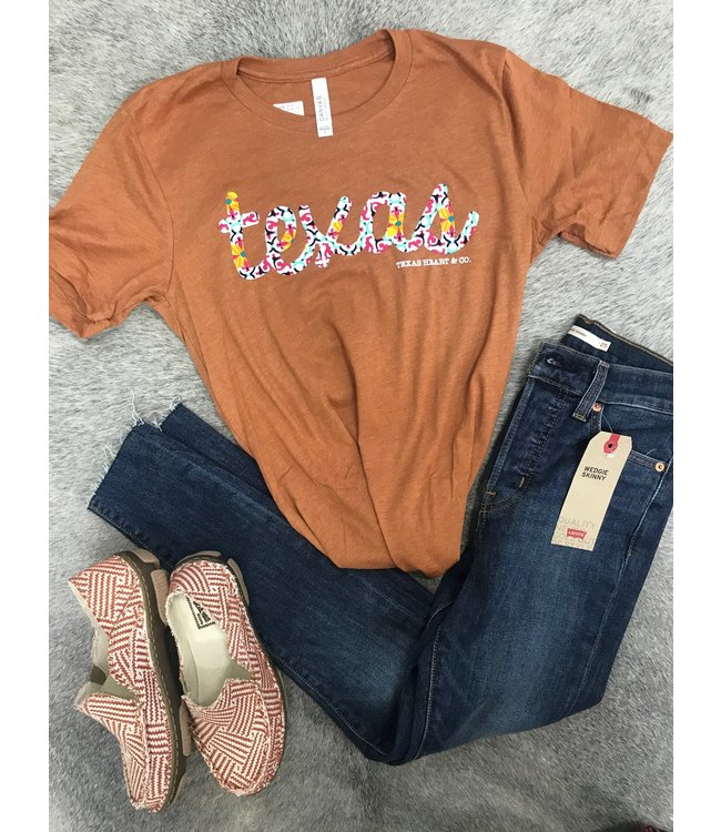 Diamond T Outfitters Texas Rustic Tee