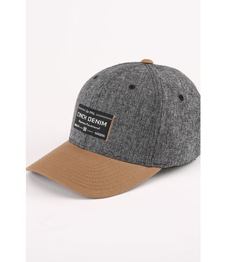 Cinch Cinch Flexfit Cap Heather Gray