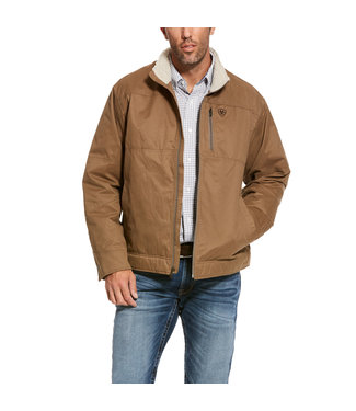 Ariat Intl Grizzly Canvas Jacket Cub