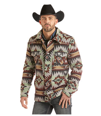 Panhandle Slim Commander Aztec Santa Fe Jacket