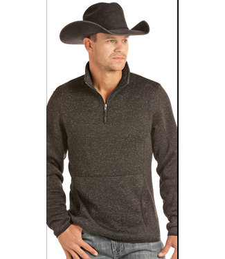 Panhandle Slim 91-2654 MENS LS 1/4 ZIP