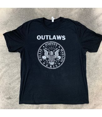Country Deep Outlaws Tee
