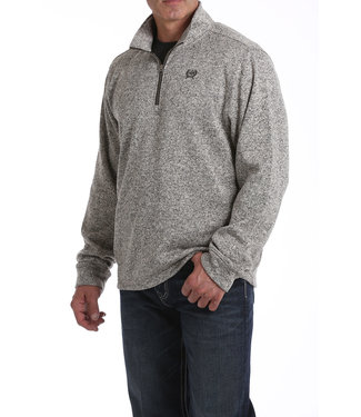 Cinch 1/4 Zip Pullover Big + Tall MWK108003X