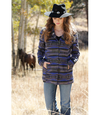 Cinch Tweed Coat CWJ7243001