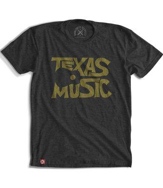 Tubleweed TexStyles Texas Music Guitar Tee