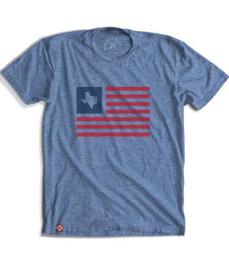 Tubleweed TexStyles Patriotic Texas Tee