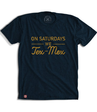 Tubleweed TexStyles Saturday Tex Mex Tee