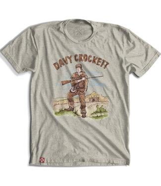 Tubleweed TexStyles Davy Crockett Tee