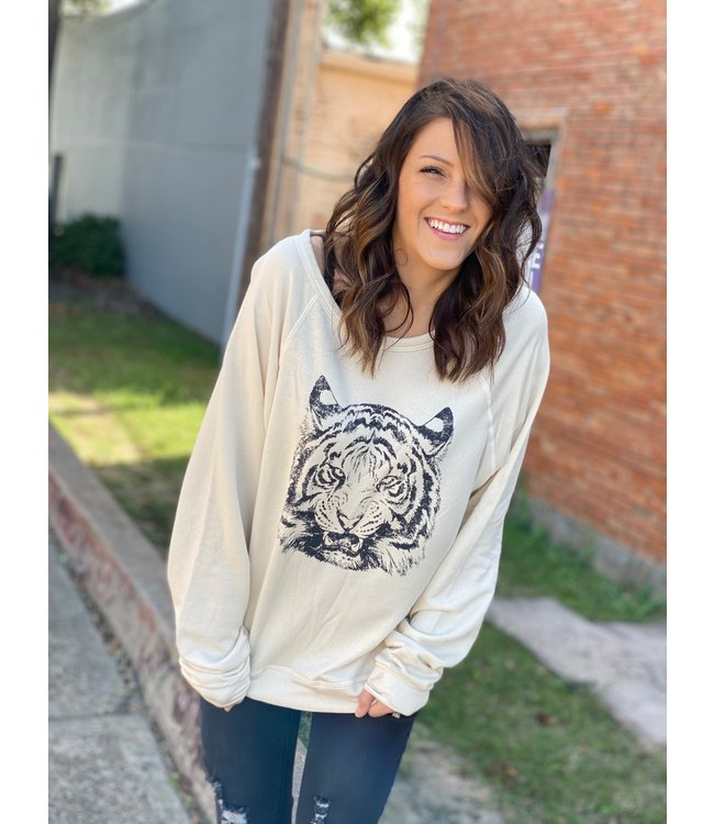 By Together The Clay Tiger Sweater BP586