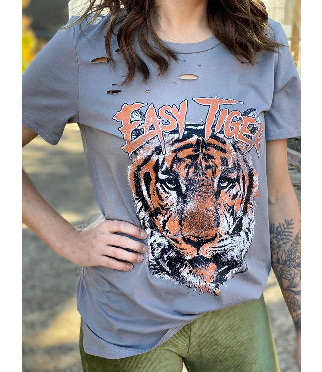 Diamond T Outfitters Easy Tiger Tee