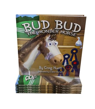 Big Country Toys Bud Bud Wonder Horse Book