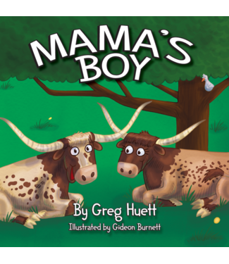 Big Country Toys Mama's Boy Book